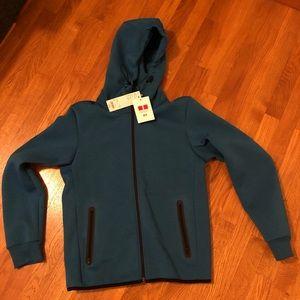 Uniqlo full zip sweatshirt